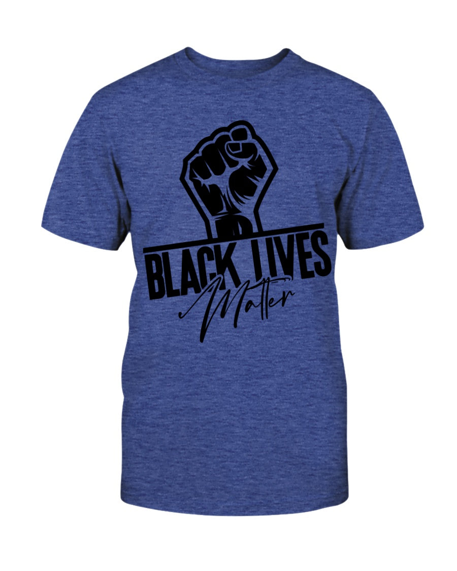 3001c - Black lives matter fist