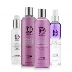 Agave & Lavender Blow Dry & Silk Press Collections