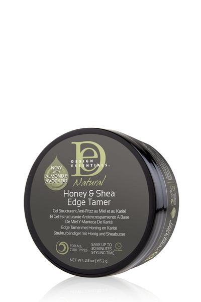 DE Natural Honey and Shea Edge Tamer