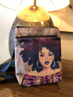 I AM MARVELOUSLY MADE TRAVEL PURSE