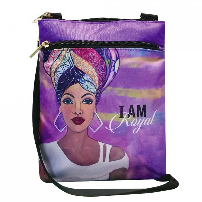 I AM Royal Travel Purse