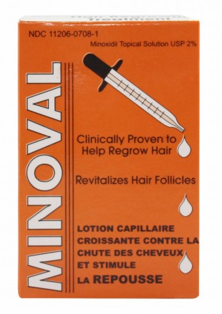 Minoval Hair Regrowth Treatment