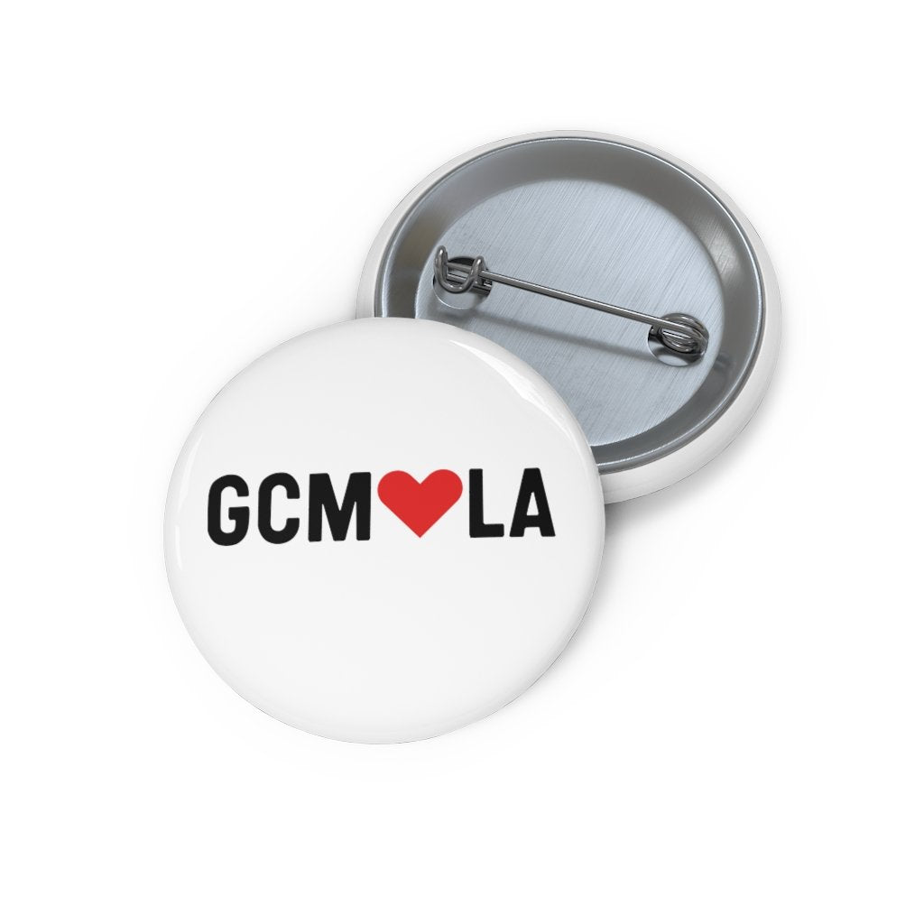 GCM Loves LA Pin