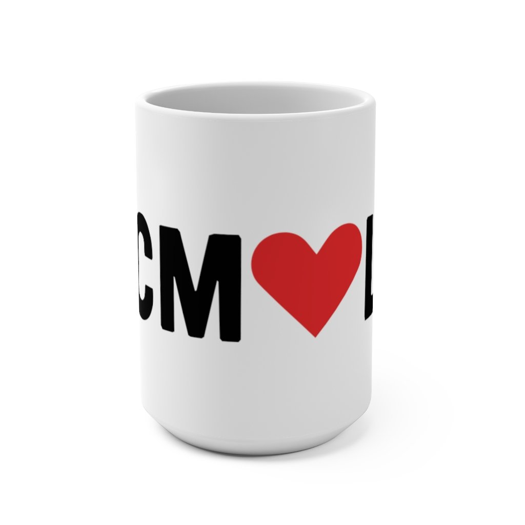 GCM Loves LA Mug 15 oz.