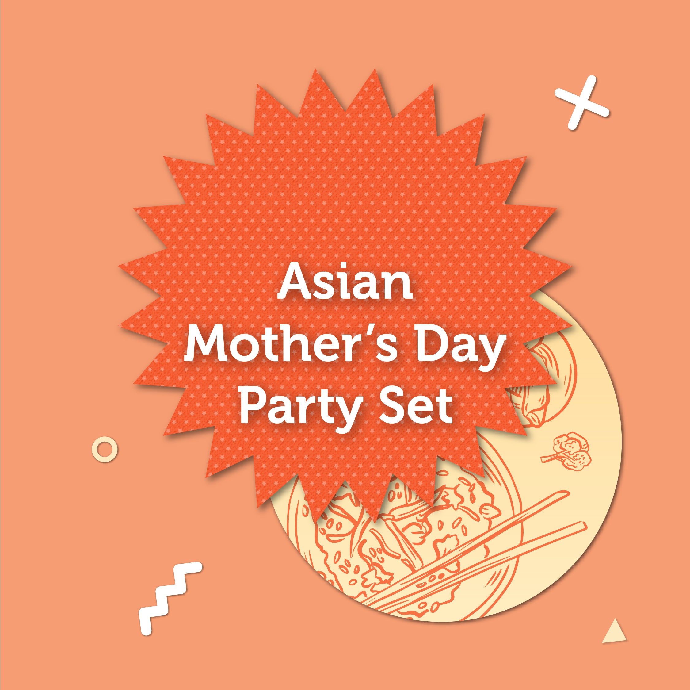 Mother's Day Asian Set