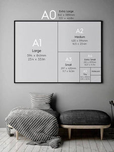 Set of 2 Canvas Prints