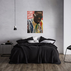 Biggie Canvas