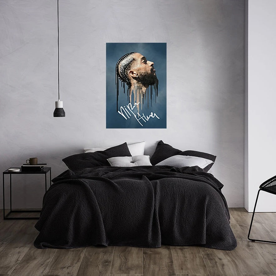 Nipsey Canvas