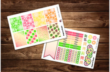 Load image into Gallery viewer, Citrus Squeeze Full Weekly Kit & Individual Sheets
