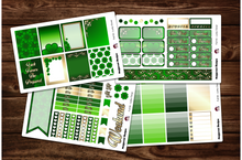 Load image into Gallery viewer, Lucky Clover Full Weekly Kit & Individual Sheets