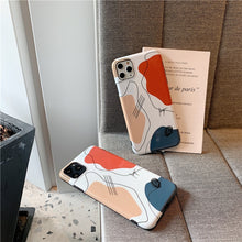 Load image into Gallery viewer, Geometry iPhone Case