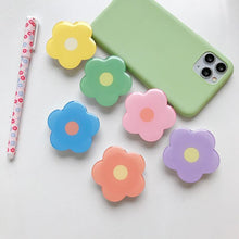 Load image into Gallery viewer, Glossy Flowers Mobile Pop Phone Holder - 6 Flowers included