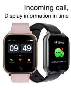 Waterproof Smartwatch  - iPhone, Android