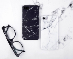 New Marble iPhone Case Bundle - 2 Phone Cases Included