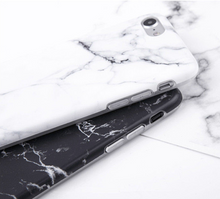 Load image into Gallery viewer, New Marble iPhone Case Bundle - 2 Phone Cases Included