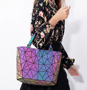 Holographic Hand Bag
