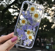 Load image into Gallery viewer, Premium Dried Flowers iPhone Case