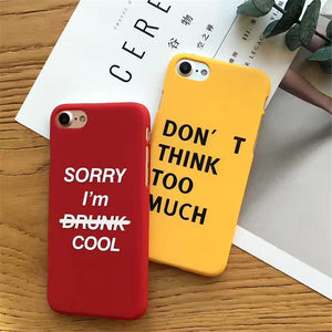 No Good Vibes iPhone Case