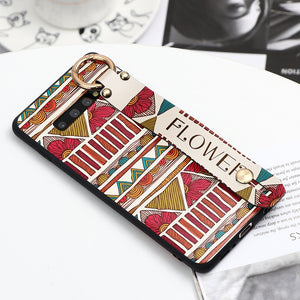 Wrist Strap Samsung Galaxy Mobile Case