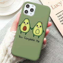 Load image into Gallery viewer, Avocado iPhone Mobile Cover