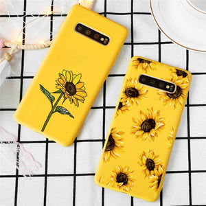 Sunflower Samsung Galaxy A Series Cases