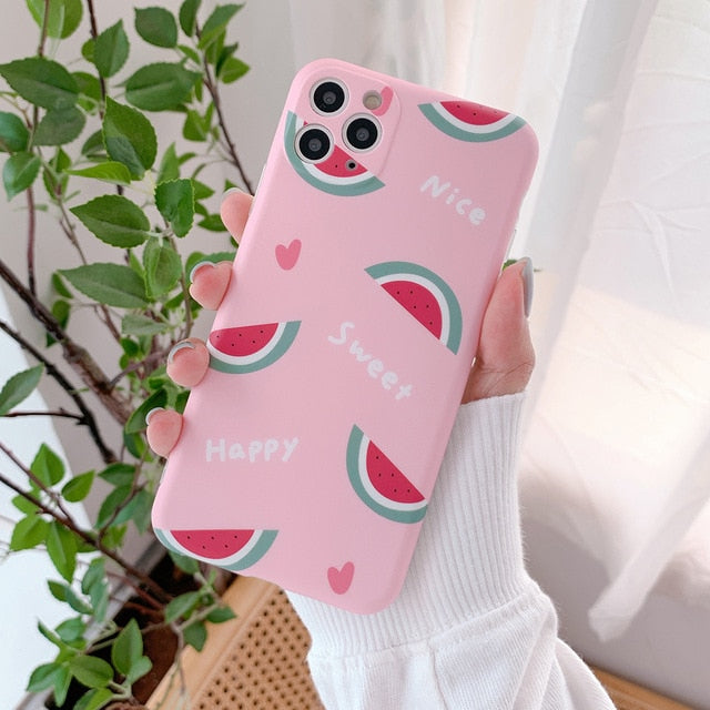Fruits iPhone Case