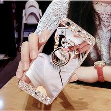 Load image into Gallery viewer, Crystal iPhone Case