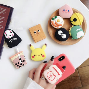 Cute Luxury Mobile Pop Phone Holder
