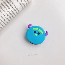 Load image into Gallery viewer, 3D Cartoon Mobile Pop Phone Holder
