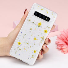 Load image into Gallery viewer, Dried Flower Samsung Case