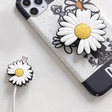 Load image into Gallery viewer, Daisy Flower Mobile Pop Phone Holder