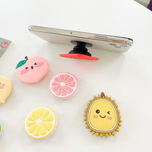Load image into Gallery viewer, Fruits Mobile Pop Phone Holder