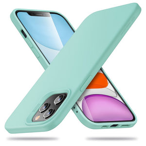 LUXE iPhone 12 Case - Light Green