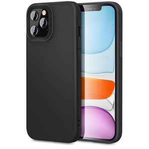 LUXE iPhone 12 Case - Black