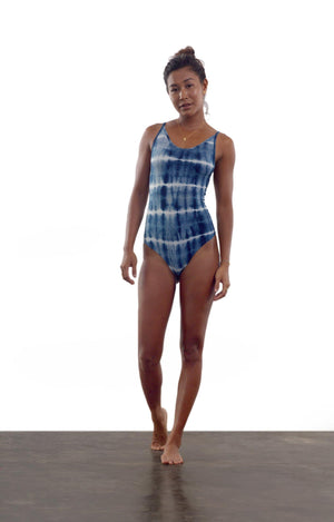 Cloudless Bodysuit - Blue Tiramisu