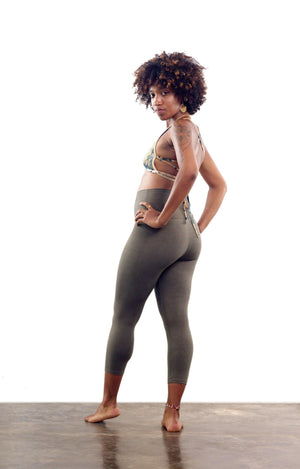 Enchanted Leggings - Olive Ash - Isabelle Moon