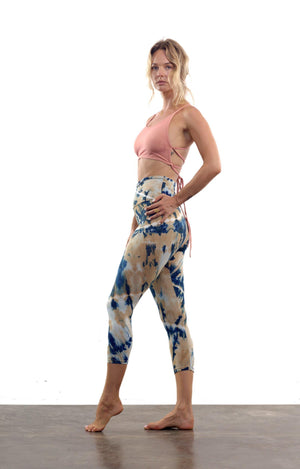 Enchanted Leggings - Indigo Sunrise - Isabelle Moon