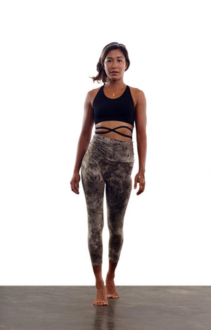 Enchanted Leggings - Cinnamon Smoke