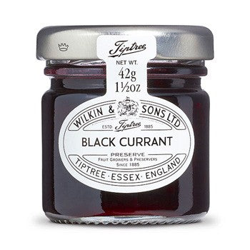 Tiptree Black Currant Preserve 42g