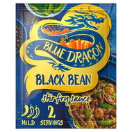 Blue Dragon Black Bean Sauce 120g