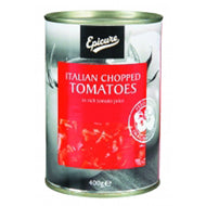 Italian Chopped Tomatoes 400g