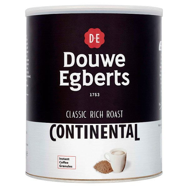 Douwe Egberts Continental Coffee - 750g