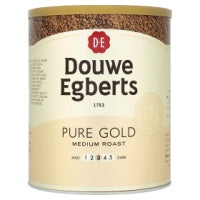 Douwe Egberts Pure Gold Coffee - 750g