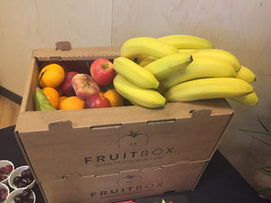 1/2 Size fruit box - 20 Pieces