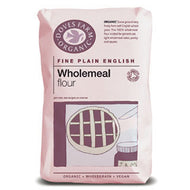 Doves Farm Fine Plain, Wholemeal 1.5kg