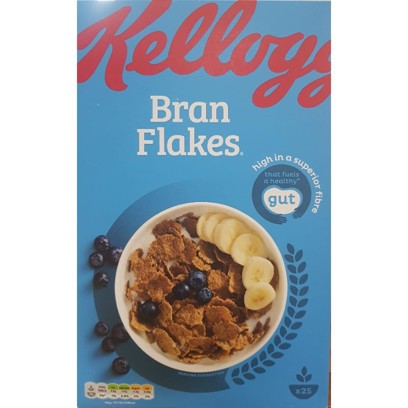 Kellogs Bran Flakes 750g