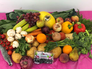 Medium fruit and veg box