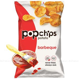 Popchips Barbeque 22g