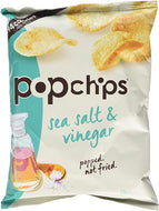 Popchips Salt and Vinegar 22g