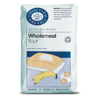 Doves Farm Self Raising, Wholemeal Flour 1kg